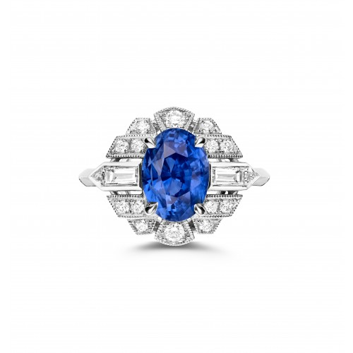 Bague Baker Charleston