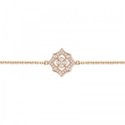 Bracelet Étoile pavé
