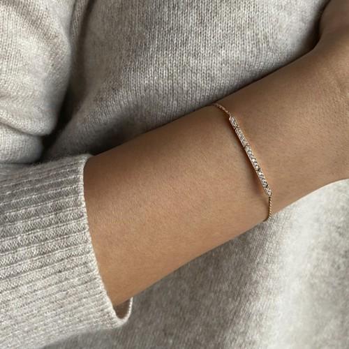 Bracelet Charleston slim