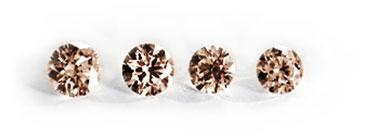 Les diamants bruns