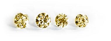 Les diamants jaunes