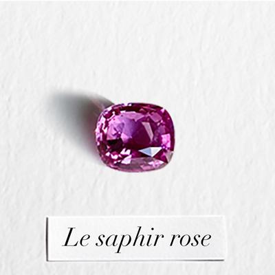 Saphir rose
